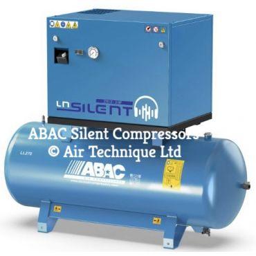 20 cfm ABAC LN1 B5900 500 T5,5 (Slow Rev Pump)* 3 Phase 415 Volt DOL Special Order