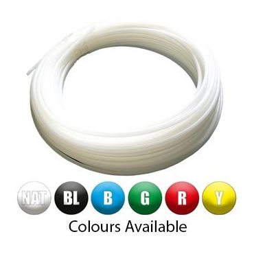 6mm o.d Nylon Tubing Metric 30mtr Coil