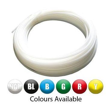 8mm o.d Nylon Tubing Metric 30mtr Coil