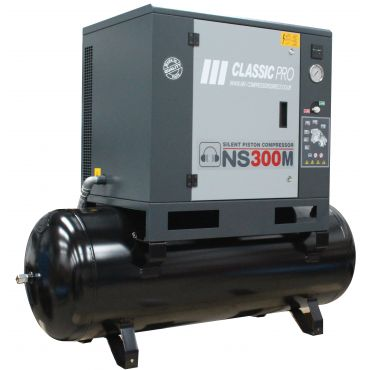 *15 cfm Classic Pro NS400-200F-3M Single phase 16 Amp supply