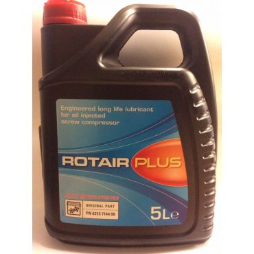 Rotair Plus 4000 Hour Oil 5ltrs