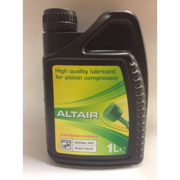 Altair Piston Compressor Oil 1ltr