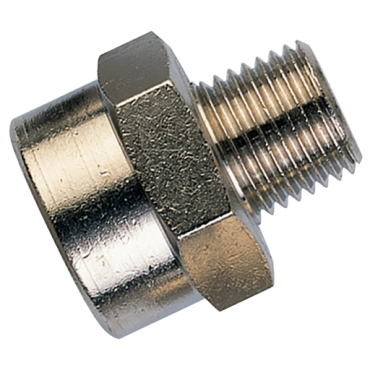 Taper 1/8 Male to 1/4 Female Bsp Adaptor