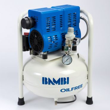 Bambi PT24 Oil Free Air Compressor