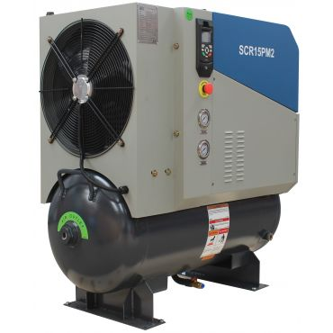 Long Term Hire 11kw 62 cfm Variable Speed compressor + Dryer
