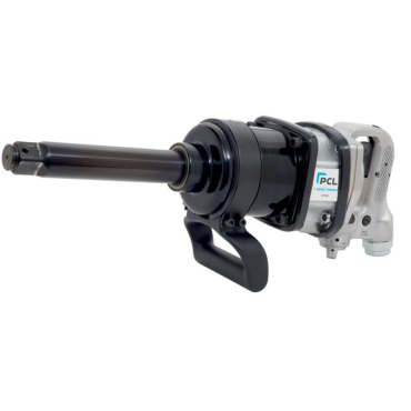 """PCL APT263 Impact Wrench 1"""" Drive with 200mm Extended Shank"""