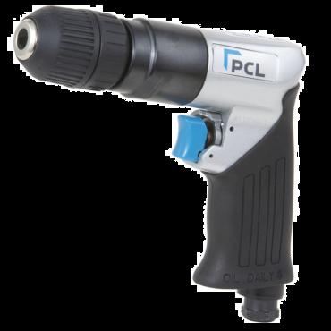 "PCL APP405 Prestige Reversible Air Drill, 10mm (3/8"") Keyless Chuck"
