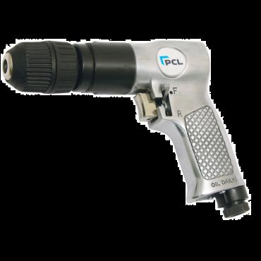 "PCL APT401R Reversible Air Drill 10mm (3/8"") Chuck"