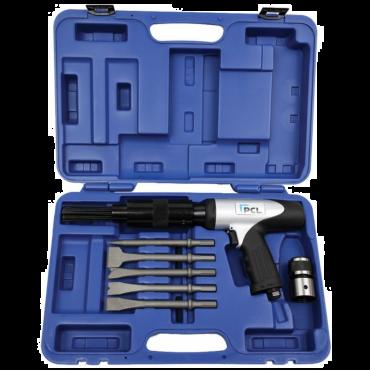 PCL APP570SET Prestige Air Hammer & De-Scaling Set