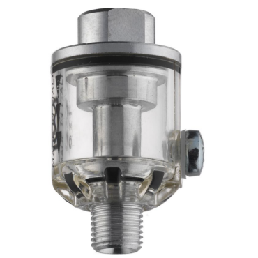INL6 Air Treatment In-Line Lubricator, 1/4 Ports