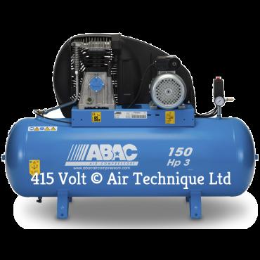 14cfm Abac PRO A39B 150L FT3 *3 Phase 415 volt