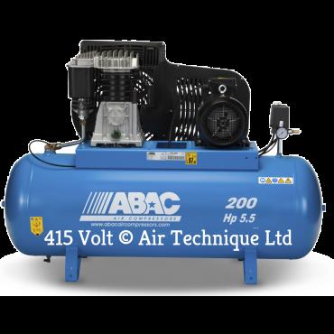 23cfm Abac PRO B5900B 200L FT5.5 *3 Phase 415 volt