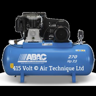 28cfm Abac PRO B6000 270L FT7.5 *3 Phase 415 volt