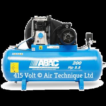 21 cfm Abac PRO A49B 200L FT5.5 *3 Phase 415 volt