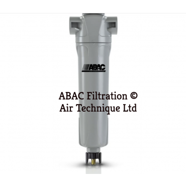 Abac Filtration FC545 321 cfm 1-1/2 bsp 0.01 Micron