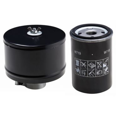 Air + Oil Filter Models 15-20hp (11-15kw) Eco-Vari-Speed Compressor