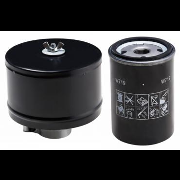 Air + Oil Filter Models 50-60hp (37-45kw) Eco-Vari-Speed Compressor
