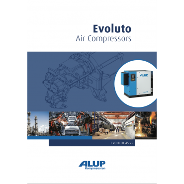 ALUP EVOLUTO Air Compressor 45 - 75kw Enquire for Price