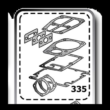 A49B Pump Complete Gasket Kit