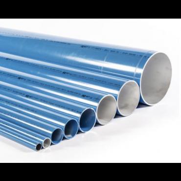 1 x 5.7 mar Airnet 25mm Aluminium Pipe