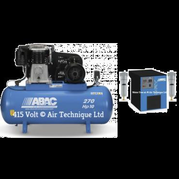 42 cfm Abac PRO B7000 270L FT10 Dryer Package