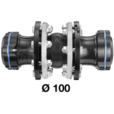Prevost 100mm Expansion Kit