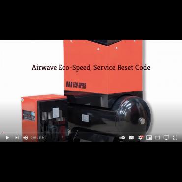 Airwave ECO-Speed Compressor Service Reset Code
