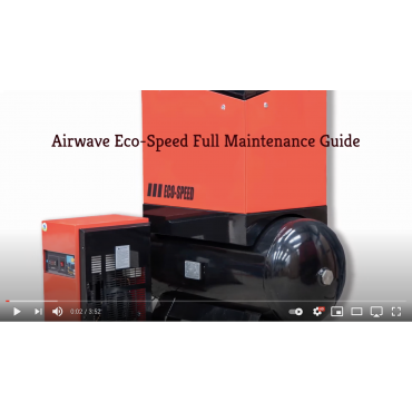 Airwave ECO-Speed Rotary Screw Air Compressor Full Maintenance Guide