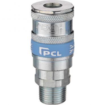 PCL Coupling Male thread 3/8 AC91EM Vertex