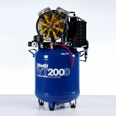 Bambi VT200D Air Compressor