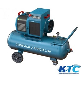 KTC Small Rotary Air Compressors