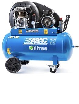 ABAC Zero Oil Free Belt Driven Air Compressors
